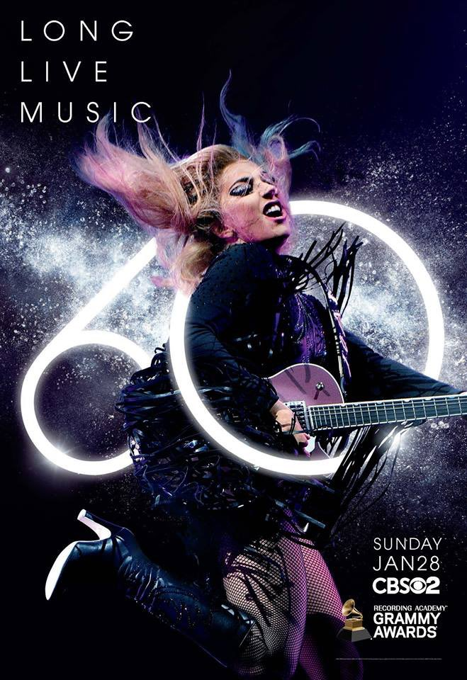 Monsters! Don't miss @ladygaga take the stage at the #Grammys 01/28 @RecordingAcad https://t.co/MOxMwR8CIA