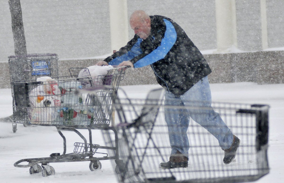 Rhode Island hospitals treating dozens of storm-related injuries