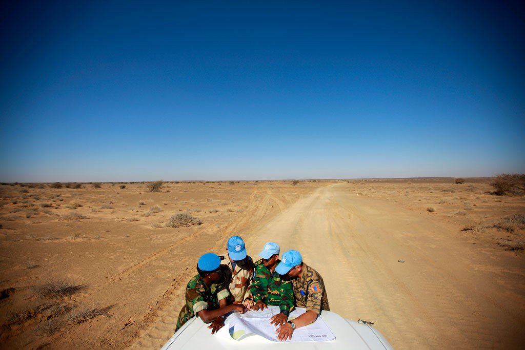 Western Sahara: UN chief urges easing of tensions