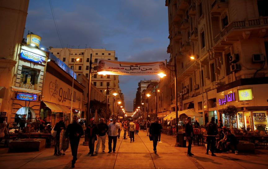 Mideast Money: Surge in foreign fund inflows sets stage for Egyptian b