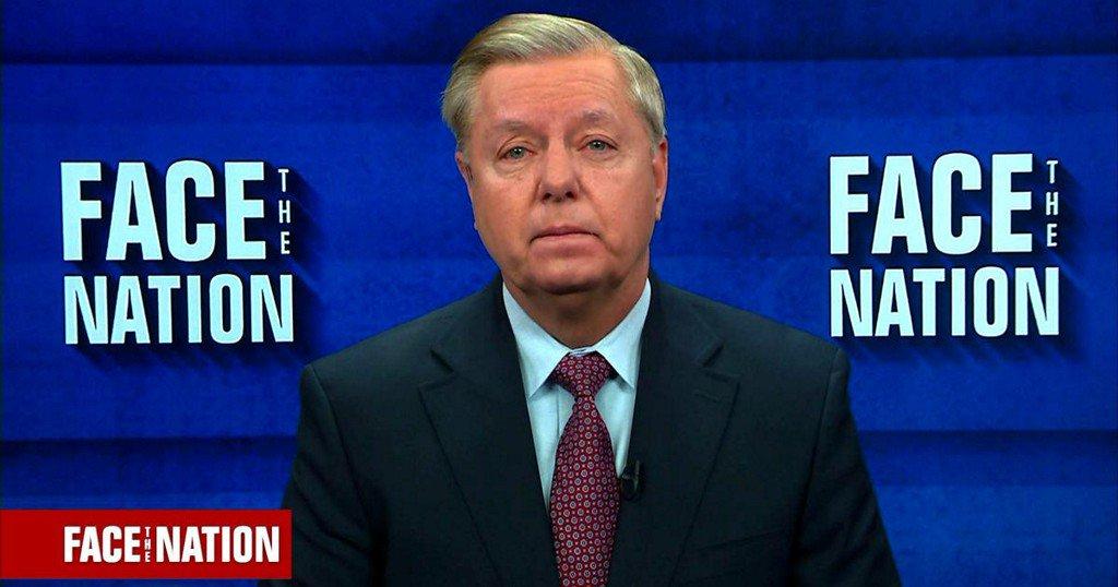 Donald Trump and Lindsey Graham: A budding bromance