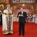 Egypt's Coptic Christians celebrate Christmas amid tight security