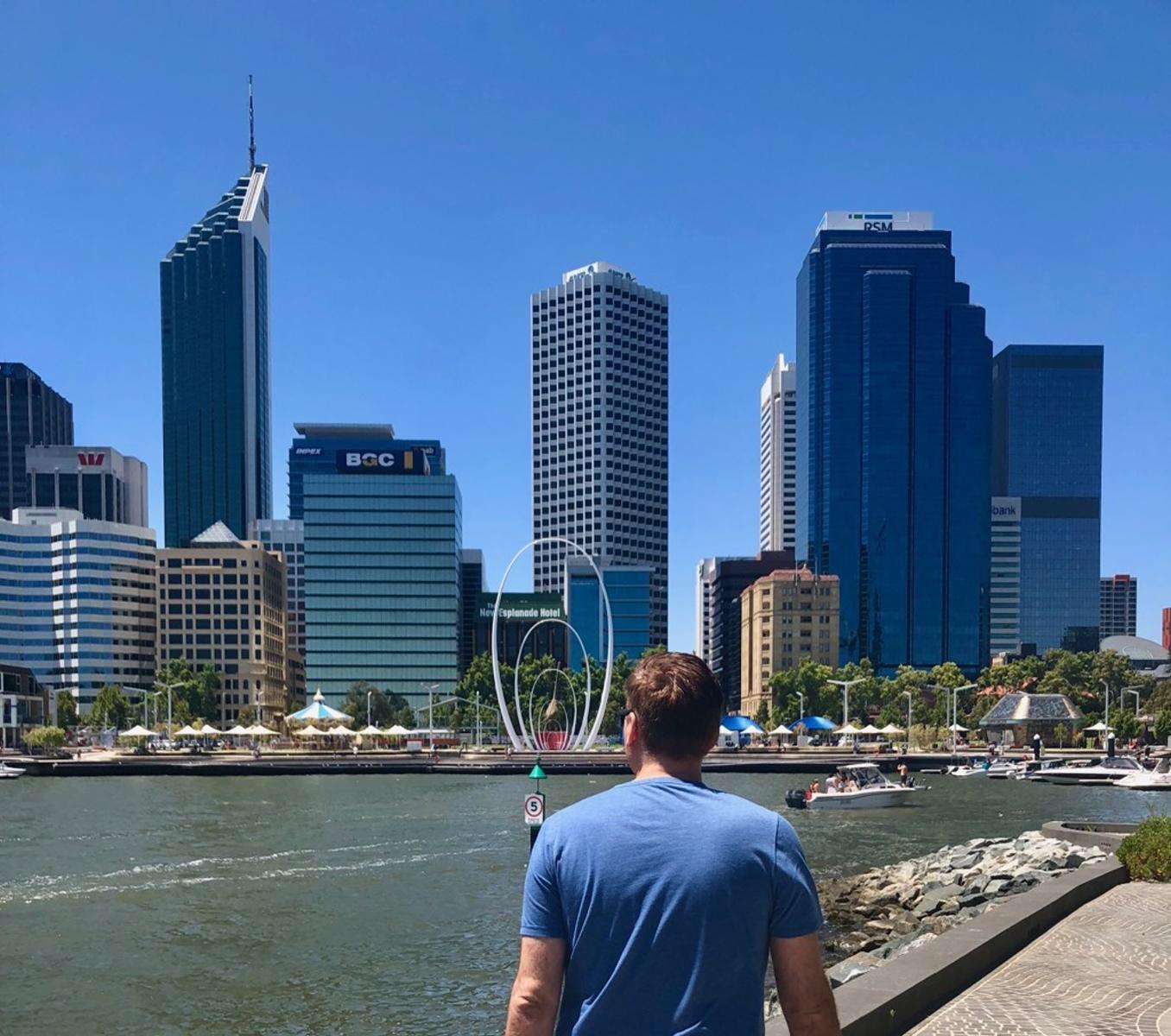 Beautifu day in Perth ���� https://t.co/CwqAfItEie