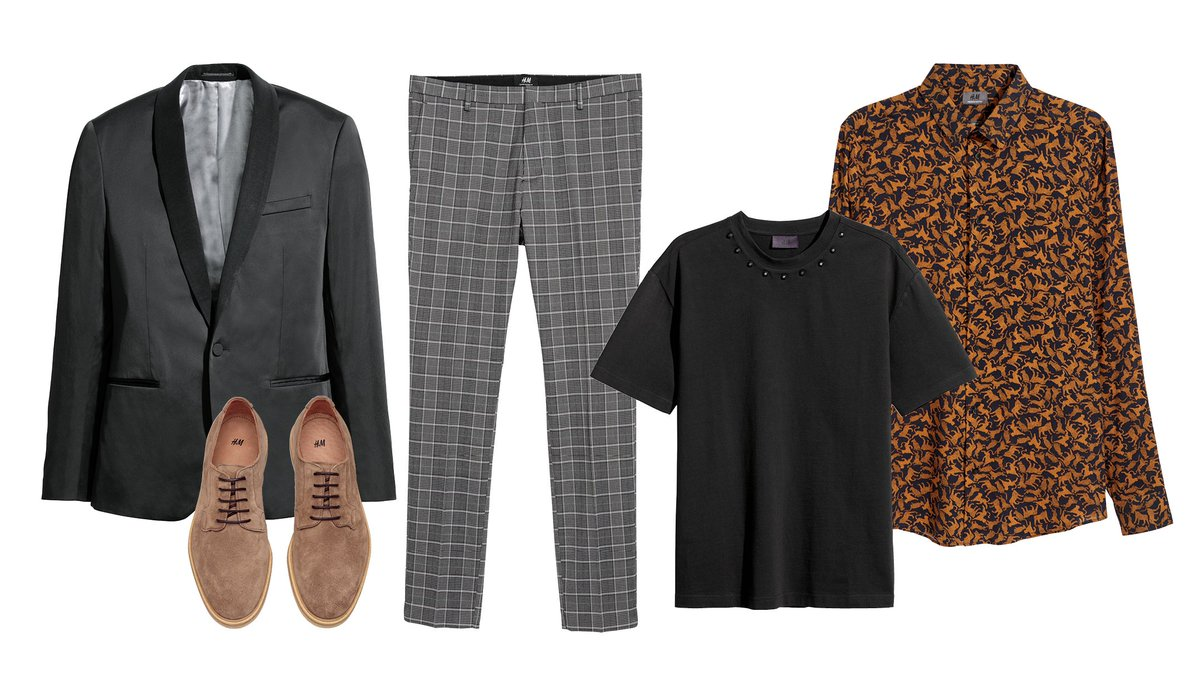 Extra dapper picks for the style-conscious man. Now in store and at https://t.co/dOYCTO5LAe #HM https://t.co/TLxNokzOOP