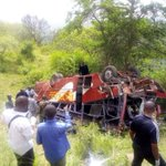 Five killed in separate road accidents