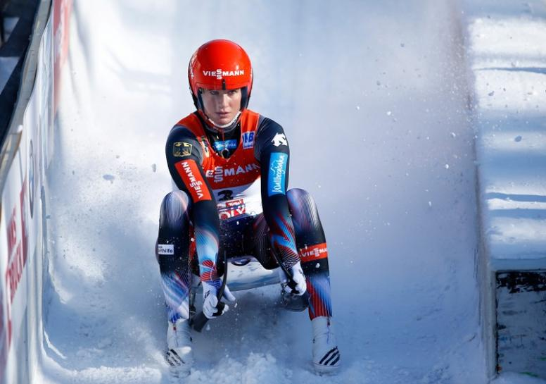 Queen of the Luge, Geisenberger eyes more Olympics gold