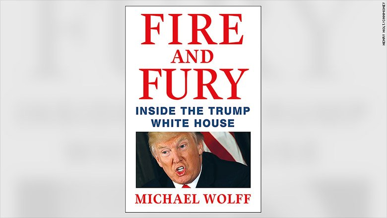 'Fire and Fury' publisher is rushing to print more books