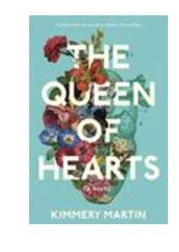 Book giveaway for The Queen of Hearts by Kimmery Martin Dec 27-Jan 10, 2018