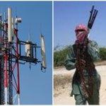 Suspected al-Shabaab militants destroy Safaricom mast in Wajir