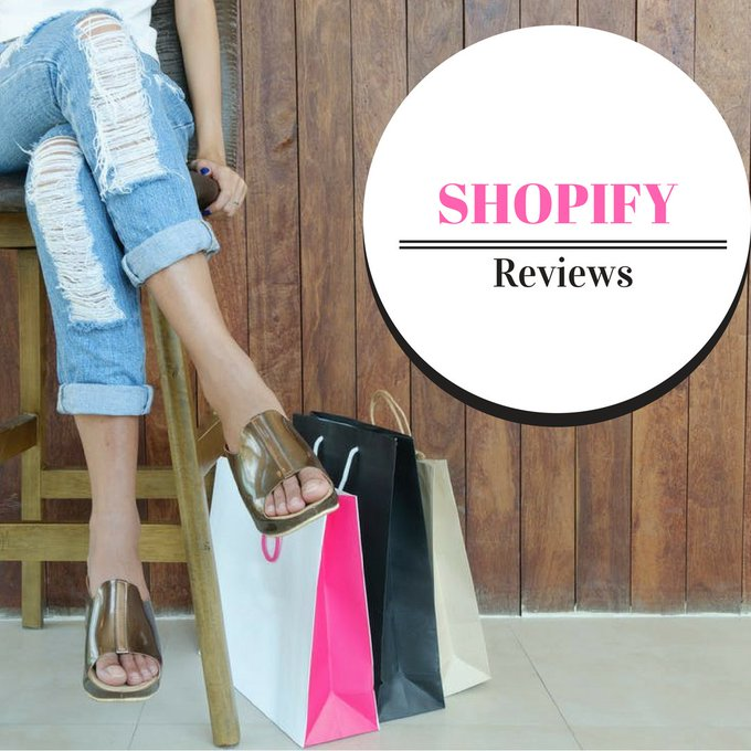 Review on Shopify to Enter Your Contest!