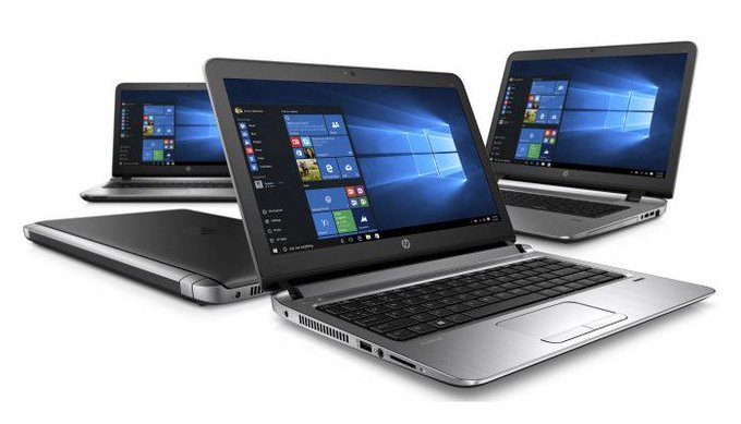 Win An HP G455 LapTop