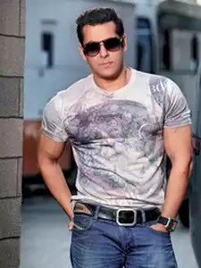 Happy birthday salman khan You are most handsome in the world.....