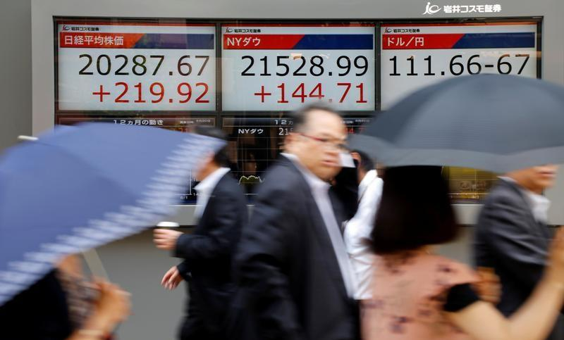 Oil, metals rally supports Asian stocks, dollar steady