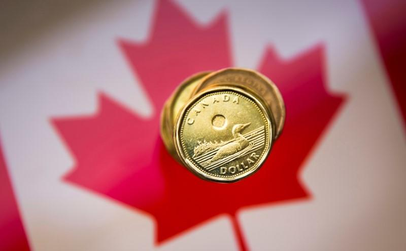 Oil price rise underpins Canadian dollar, greenback steady