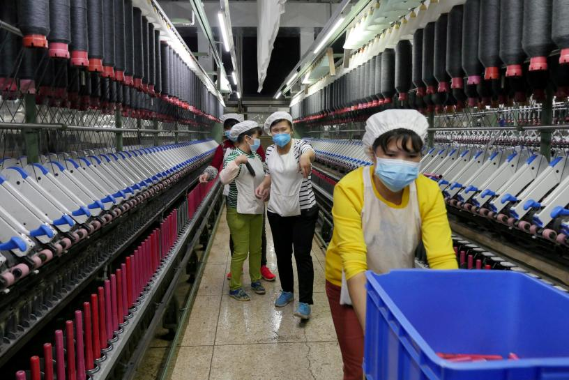 China's November industrial profit growth slowest since April on weaker price gains