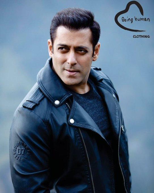 Happy birthday the greatest entertaining king Salman khan