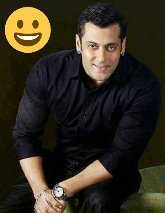 Happy birthday to Salman Khan ji