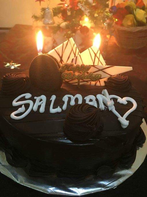 Happy birthday Salman Khan ... We love you