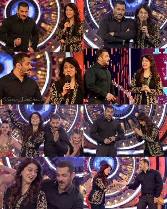 Wishes a very Happy birthday to Salman Khan .. and ..