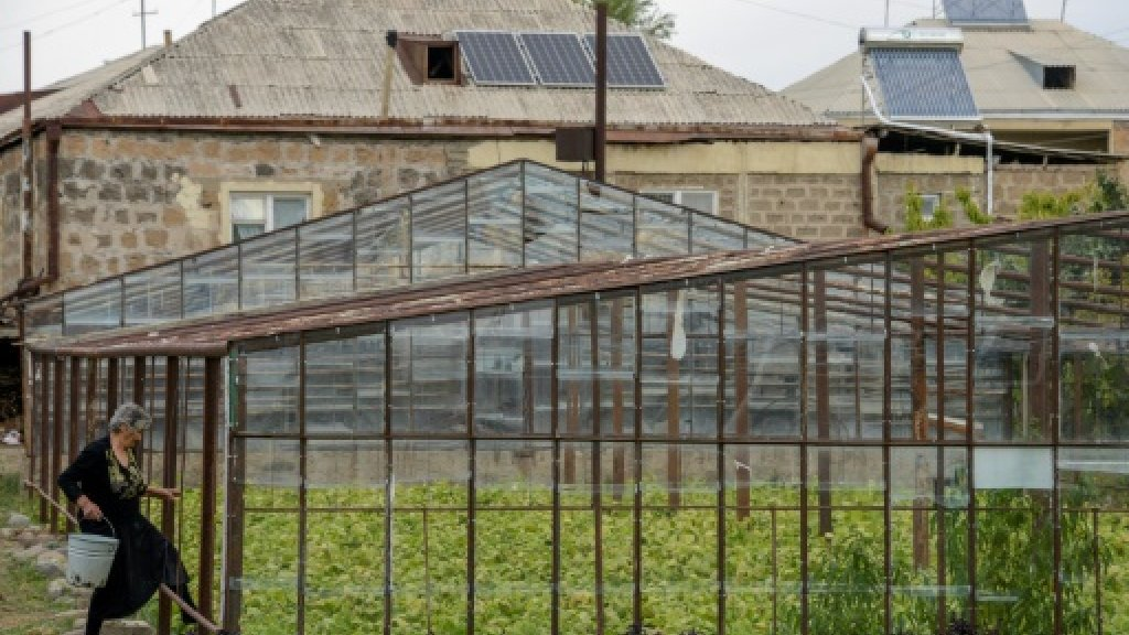 Armenia looks to solar energy to move out of Russia's shadow