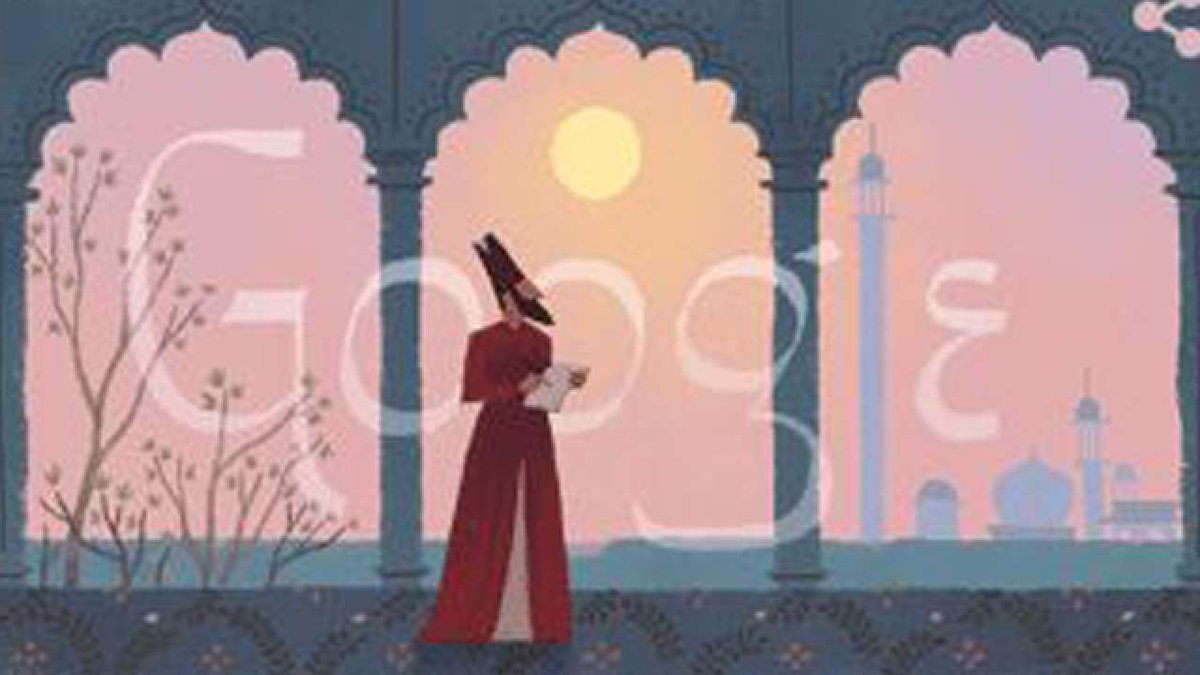 Mirza Ghalib, poet par excellence, gets beautiful birthday Google Doodle