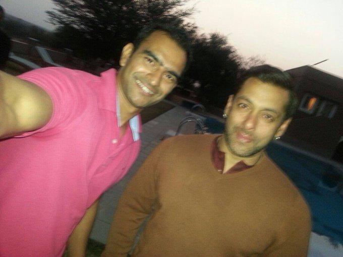 Happy birthday to Salman khan aka Prem Tiger Sultan Bajrangi Bhaijaan
