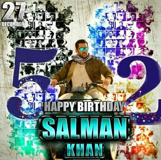 Wish u very happy wala birthday bhaijaan salman khan....Allah always blessed u...