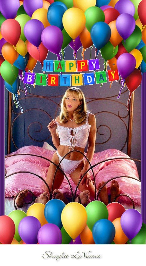 Happy Birthday, Shayla LaVeaux! bM7U5G7FDB MuWP8SVL1K
