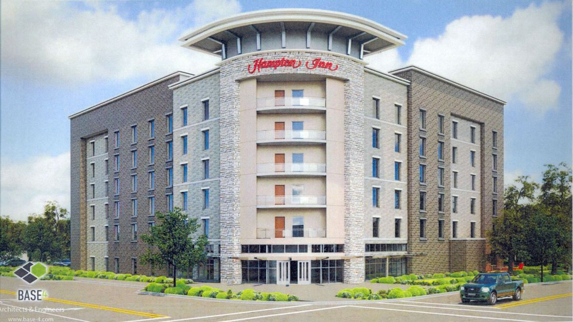 Six-story hotel proposed in downtown Cedar Falls