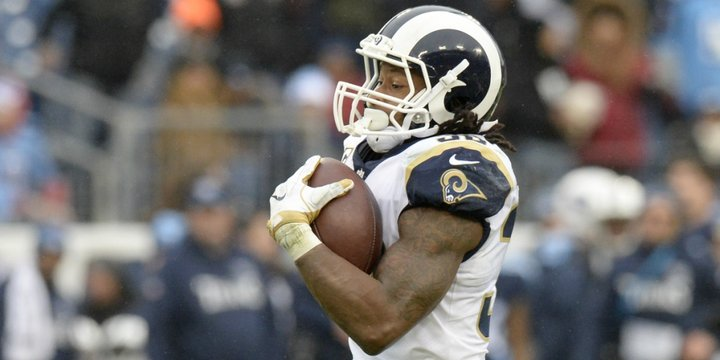 Todd Gurley, Dion Lewis among NFL Players of Week https://t.co/kbwyNm8hFB https://t.co/XzDDaTRvvU