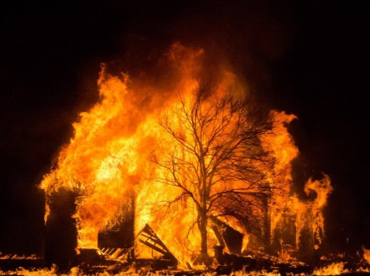 Inferno kills two siblings in Kilifi