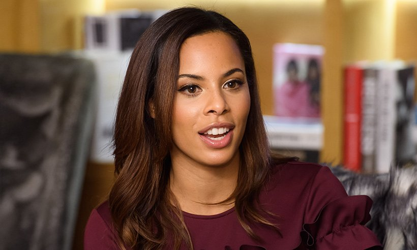 We love @RochelleHumes Christmas day outfit