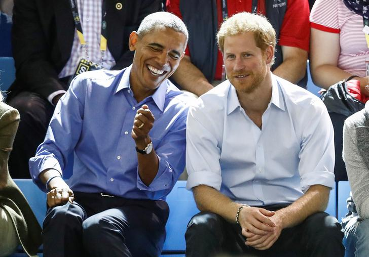 Here's what former President Obama had to say in his interview with Prince Harry: