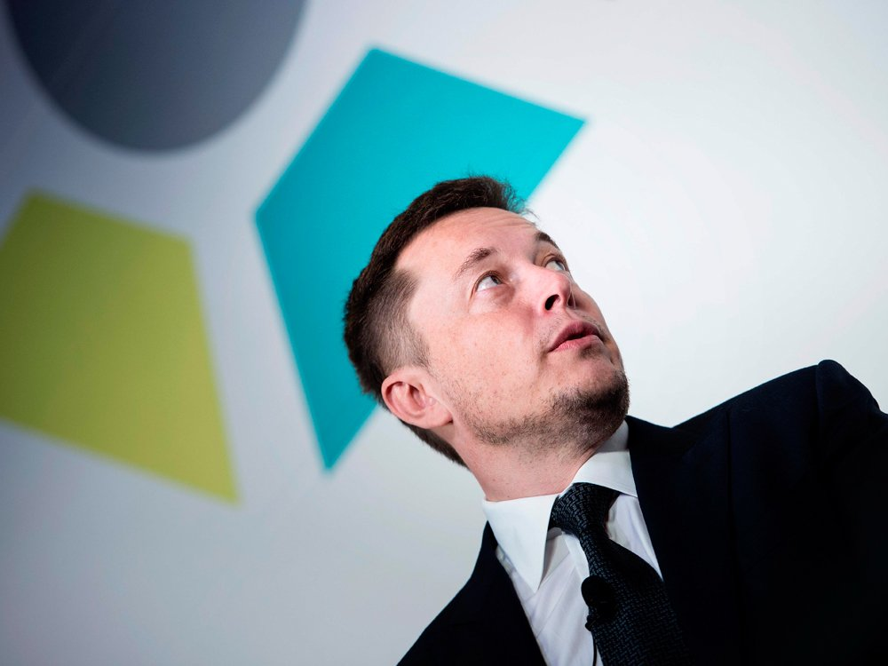 'I promise': Elon Musk says Tesla will make a pickup truck after releasing its SUV
