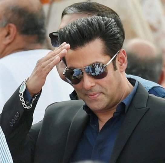 Happy Birthday  Salman Khan sir  Long live to you