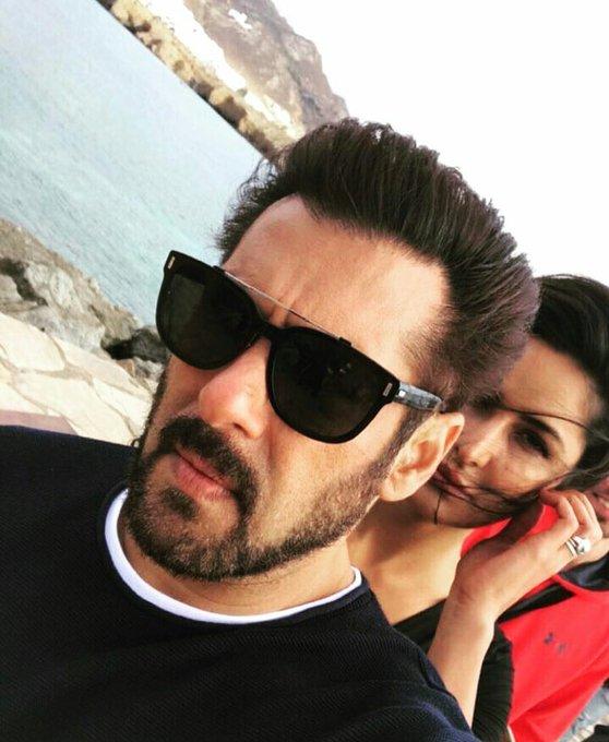 "\""Tiger ka happy birthday \""  Katrina Kaif wishes Salman Khan on Instagram"