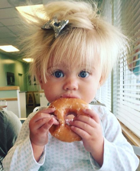 Doughnut tell me this isn't adorable. https://t.co/7fKEshfpFo