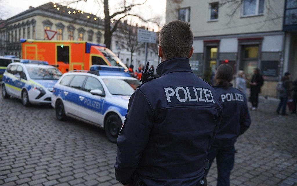 German prosecutors charge alleged member of Islamic State
