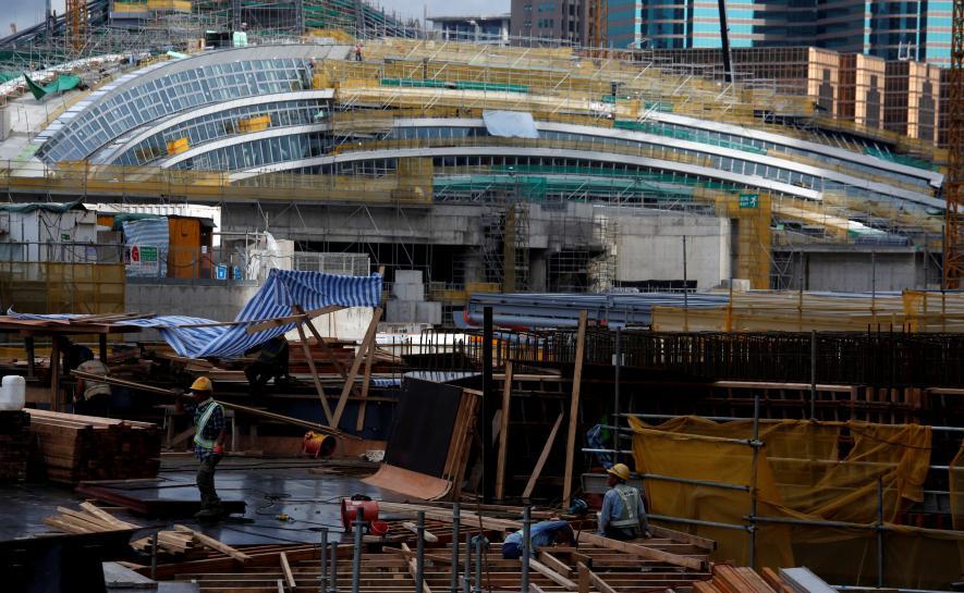 China says part of Hong Kong rail station to be subject to mainland laws