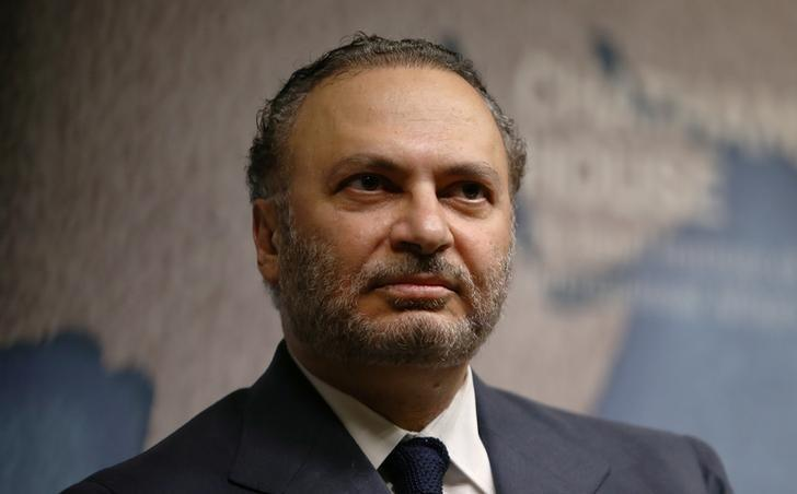 In first remarks since retweet feud, UAE diplomat says Arabs won't be led by Turkey
