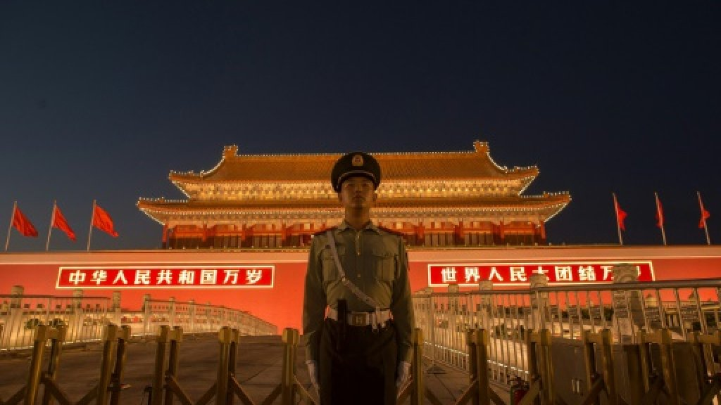 China Communist Party takes control of paramilitary police