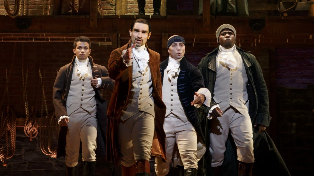 Broadway box office: Hamilton nears whopping $3.8 million in pre-Christmas week