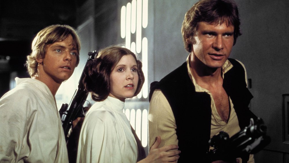 Watch Carrie Fisher's StarWars audition with Harrison Ford