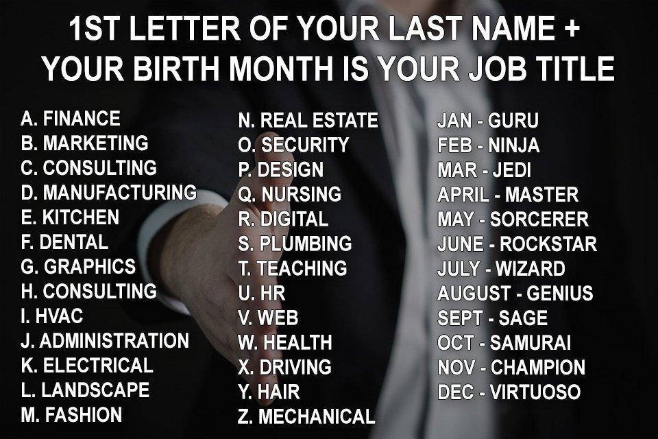 You may see more jobs featuring titles like guru, ninja, genius or ...
