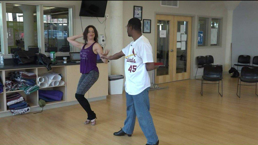 Dancer says dancing has transformed hislife
