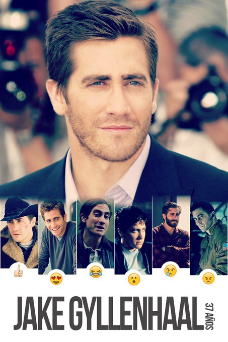 Happy Birthday  Jake Gyllenhaal!  From