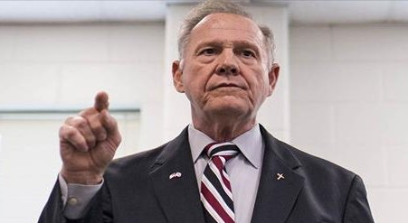 Roy Moore alleges voter fraud and files challenge to election defeat