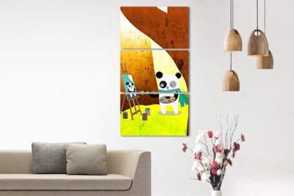 Living Room Frame Mockup Mock_ups freebies design SocialMedia