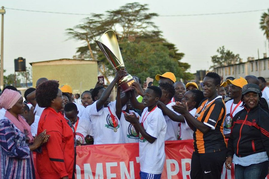 Women Premier League champs call for trials