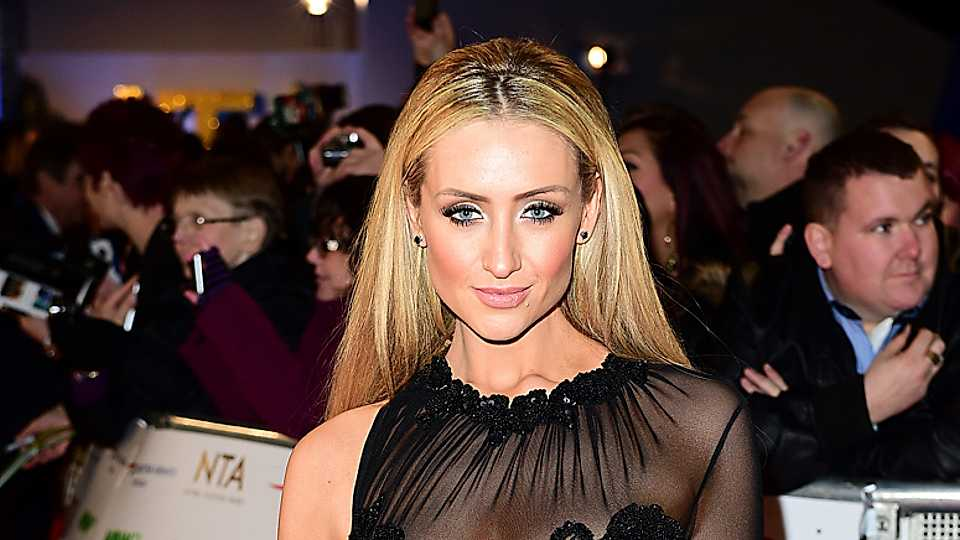 Catherine Tyldesley's post-christmas dieting